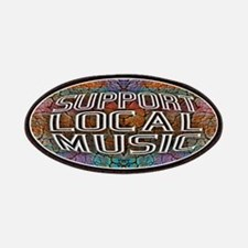 Support Local Music Patch