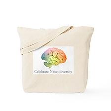 Celebrate Neurodiversity Tote Bag