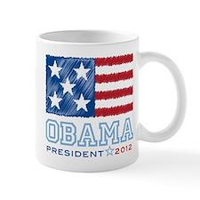 Obama Stars & Stripes Mug