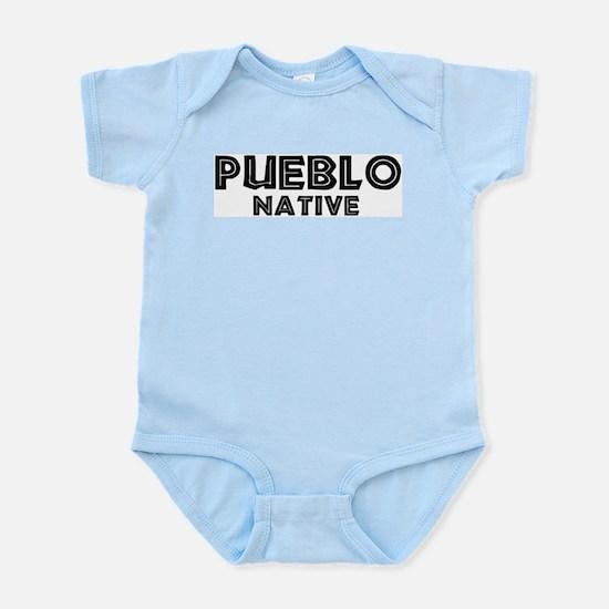 Pueblo Native Infant Creeper