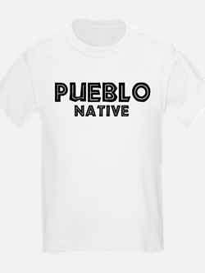 Pueblo Native Kids T-Shirt