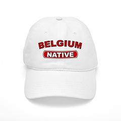 Belgium Native Baseball Cap