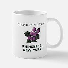 Rhinebeck Violet Capitol Mug