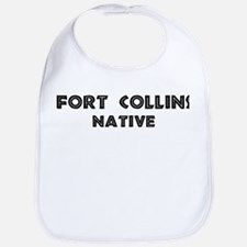 Fort Collins Native Bib