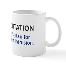 Self-deportation Mug