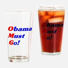 OMG! Drinking Glass