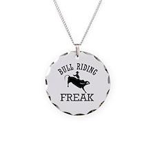 Bull Riding Freak Necklace