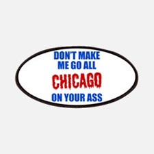 Chicago Baseball Patches