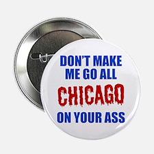 """Chicago Baseball 2.25"""" Button"""