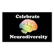 Celebrate Neurodiversity Decal