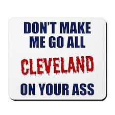Cleveland Baseball Mousepad