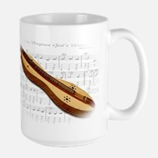 Mountain Dulcimer Mug