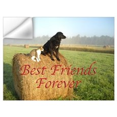 Best Friends Forever Wall Art Wall Decal