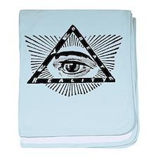 Unique Seeing baby blanket