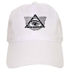 Cute Illuminati Baseball Cap