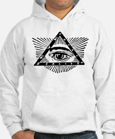 Unique All seeing eye pyramid Hoodie