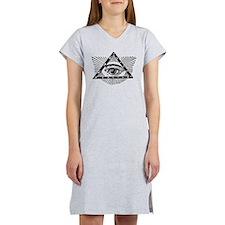 Cute New world order Women's Nightshirt