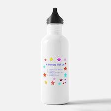 Wish List Water Bottle