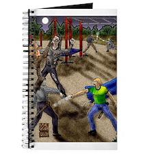 Playground Brawl Journal