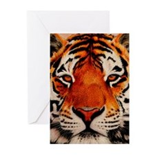 Cute Tiger Greeting Cards (Pk of 20)