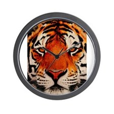 Unique Tigers Wall Clock
