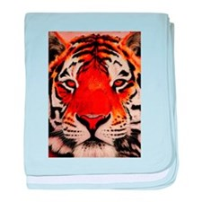 Cute Tigers baby blanket
