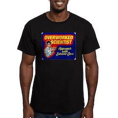 Overworked Scientist T
