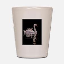 Unique Swan Shot Glass