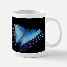 Cute Blue morpho Mug