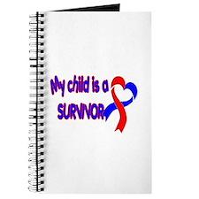 My Child is a CHD Survivor Journal