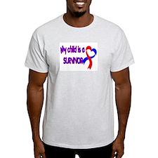 My Child is a CHD Survivor T-Shirt