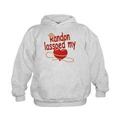 Randon Lassoed My Heart Hoodie