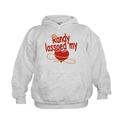 Randy Lassoed My Heart Hoodie
