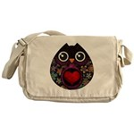 Owl's Hatch Messenger Bag