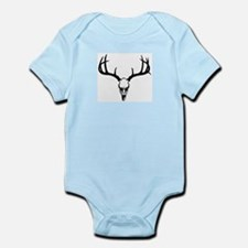 Funny Deer hunting Infant Bodysuit