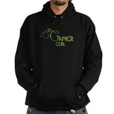 Gamer Gurl Hooded Sweatshirt (dark)
