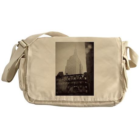 Empire Messenger Bag
