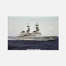 USS DEYO Rectangle Magnet