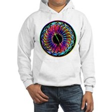 Sumi Style Mandala Hoodie