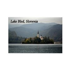 Lake Bled, Slovenia, Magnets