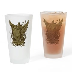 Libertas Drinking Glass