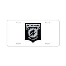 All Humor All The Time Aluminum License Plate