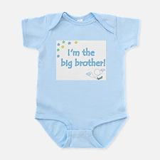 Big Brother Star Pilot Infant Creeper
