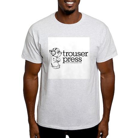 Trouser Press Ash Grey T-Shirt