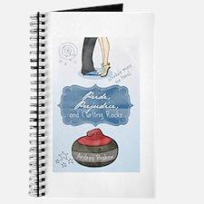 Cute Curling rocks Journal