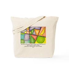 Meredith B, Sioux Falls Tote Bag