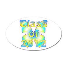 Class of 2012 Decal Wall Sticker