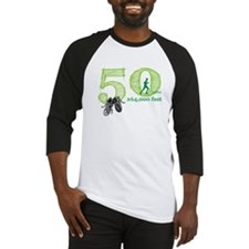 50 Mile Men's Baseball Jersey