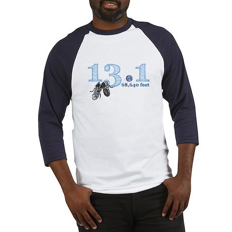 13.1 | 68,640 Feet Baseball Jersey