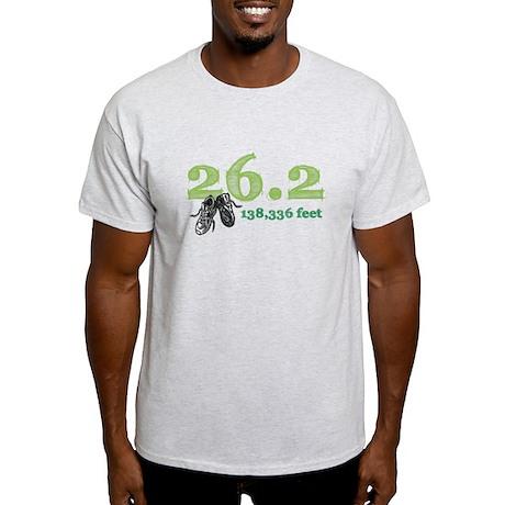 26.2   138,336 Feet Light T-Shirt